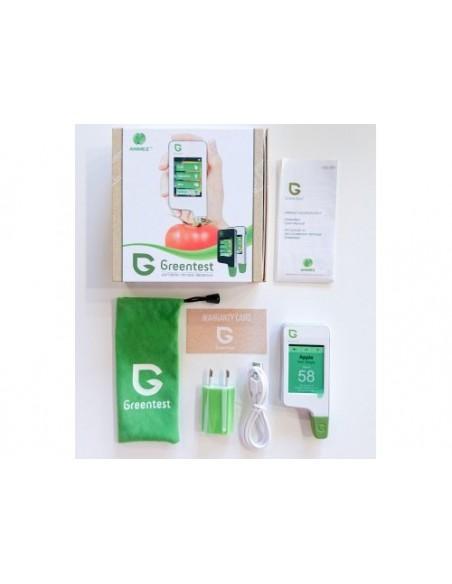 GreenTest ECO. Дозиметр и Нитрат-Тестер