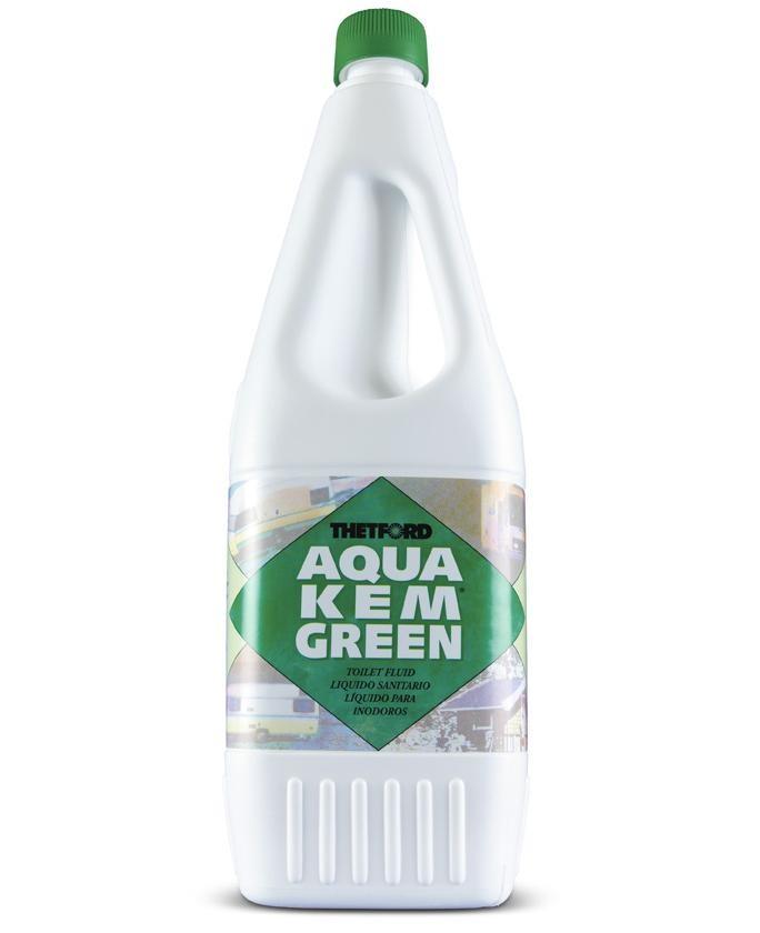 thetford Жидкость для нижнего бака биотуалетов Aqua Kem green Thetford