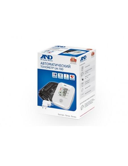 Тонометр AND UA-780 AC (с адаптером)