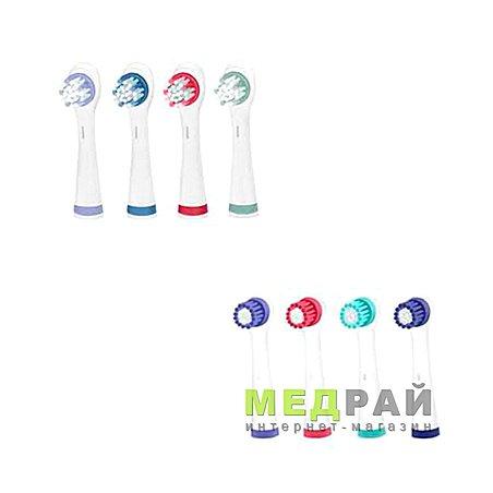 Насадки для зубних щіток