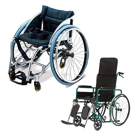 Інвалідні візки спец призначення