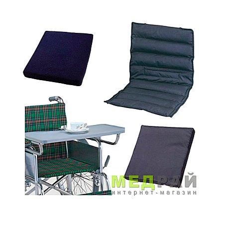 Комплектуючі до інвалідних візків